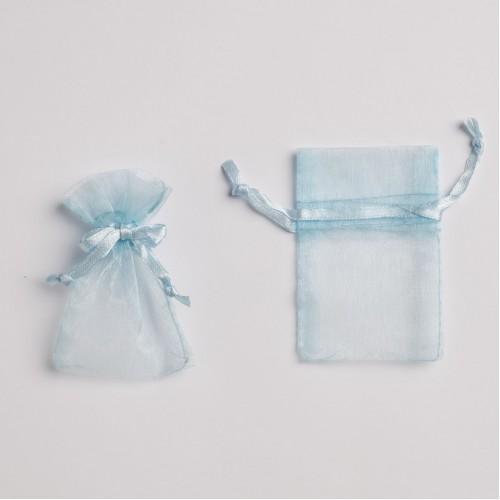 ΠΟΥΓΚΙΑ ΟΡΓΑΝΤΕ 7,50X5CM BLUE L